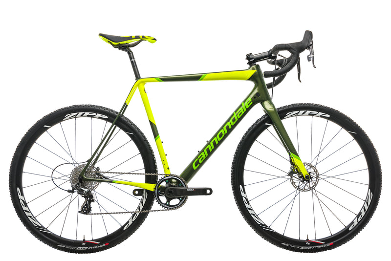 Cannondale SuperX Cyclocross Bike - 2019, 58cm drive side
