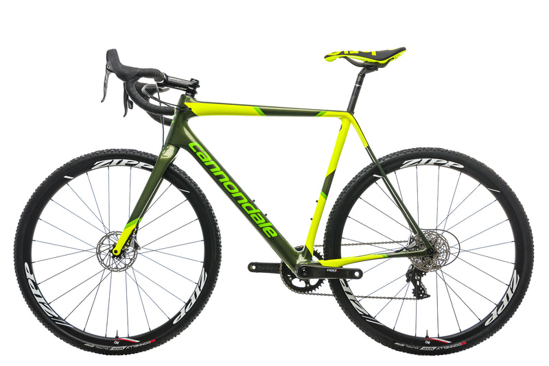 Cannondale SuperX Cyclocross Bike - 2019, 58cm non-drive side