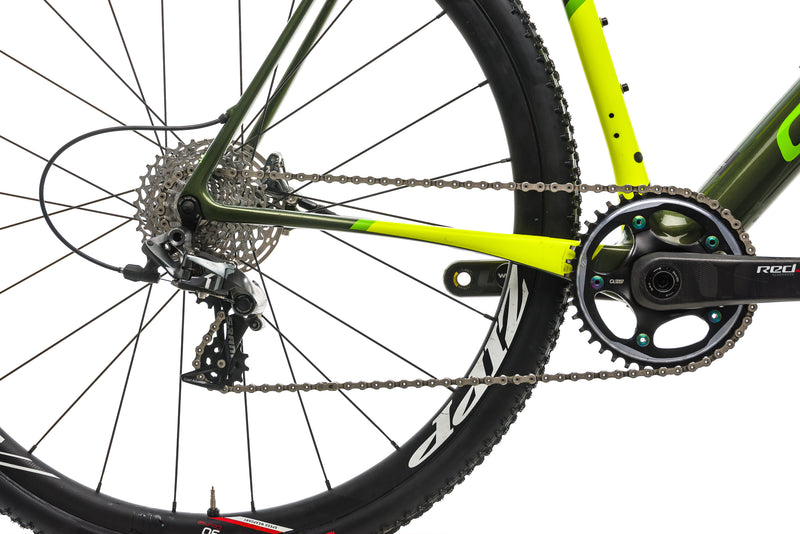 Cannondale SuperX Cyclocross Bike - 2019, 58cm drivetrain