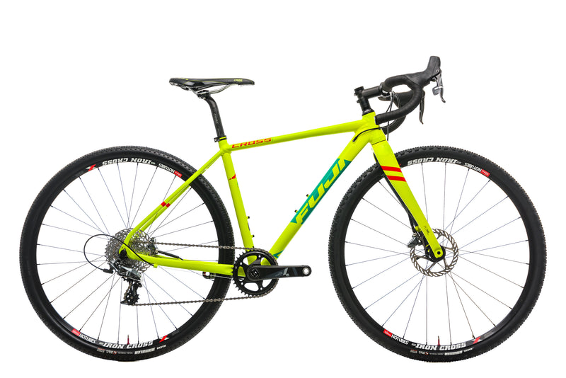 Fuji Cross 1.1 Cyclocross Bike - 2017, 46cm drive side