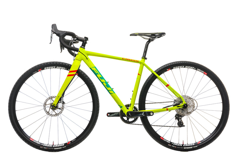 Fuji Cross 1.1 Cyclocross Bike - 2017, 46cm non-drive side
