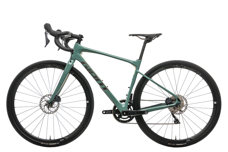 Giant Revolt Advanced 0 Gravel Bike - 2020, Small non-drive side