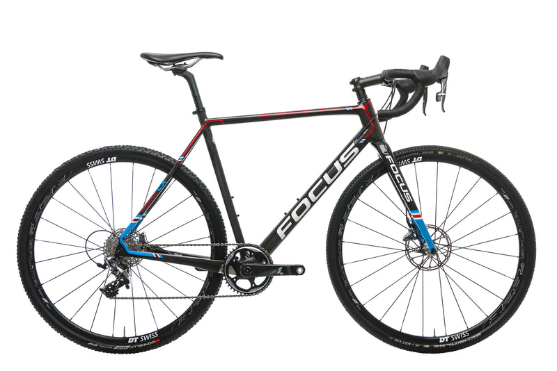 Focus Mares CX Cyclocross Bike - 2017, Large drive side