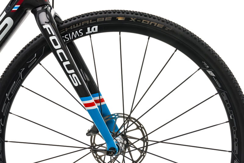 Focus Mares CX Cyclocross Bike - 2017, Large front wheel
