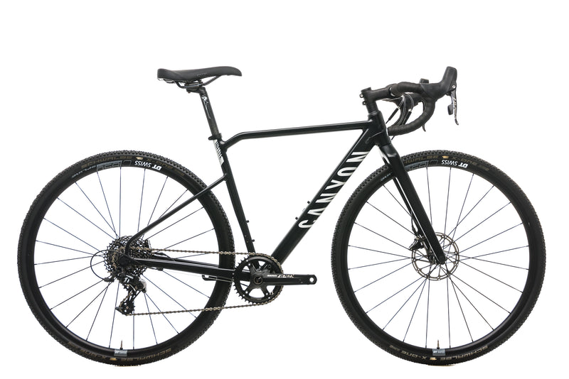 Canyon Inflite AL SLX 5.0 Race Cyclocross Bike - 2019, X-Small drive side