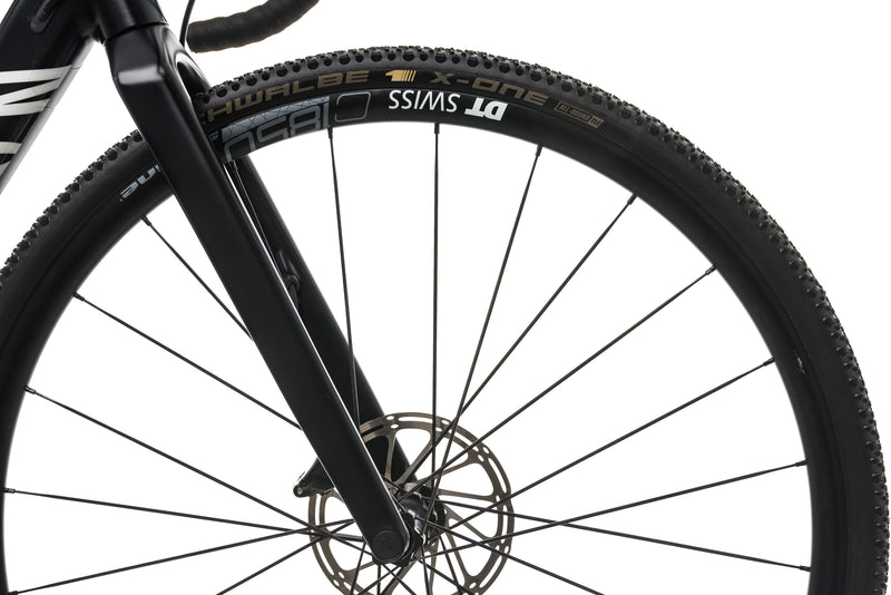Canyon Inflite AL SLX 5.0 Race Cyclocross Bike - 2019, X-Small front wheel