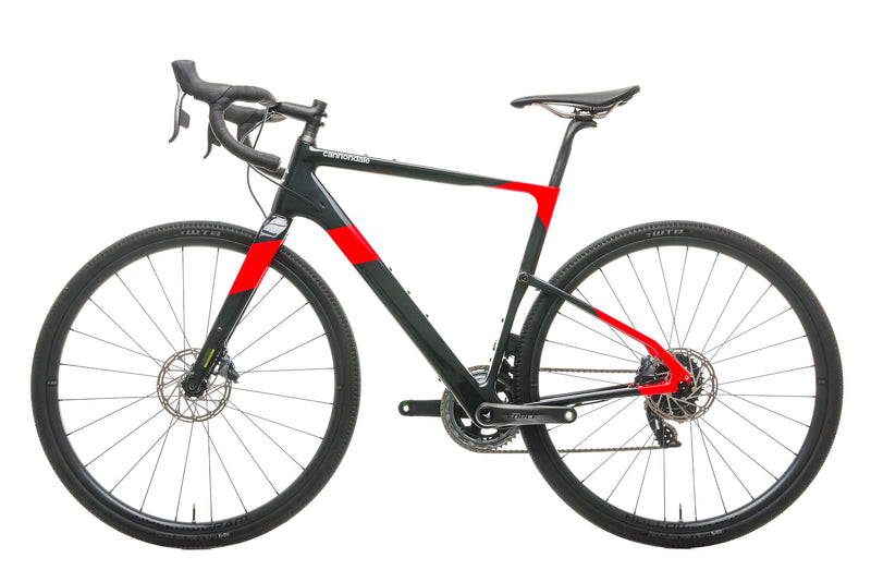 Cannondale Topstone Carbon Force eTap AXS Gravel Bike - 2020, Medium non-drive side