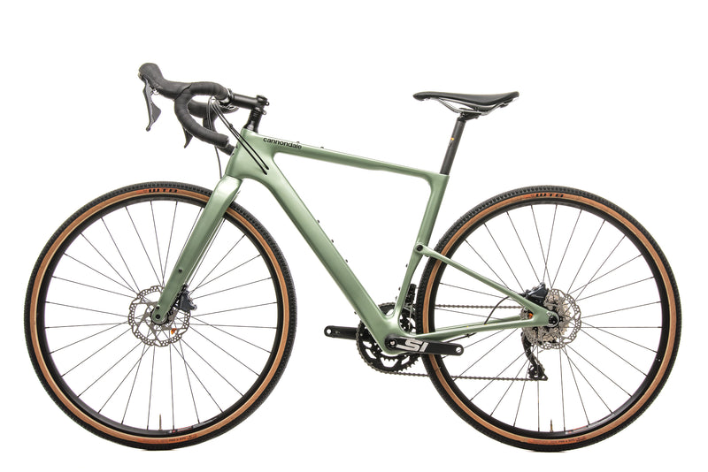 Cannondale Topstone Carbon Ultegra RX 2 Gravel Bike - 2020, Small non-drive side