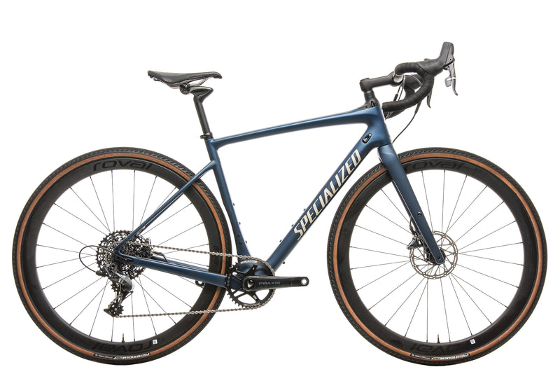 Specialized Diverge Expert Gravel Bike - 2020, 56cm drive side