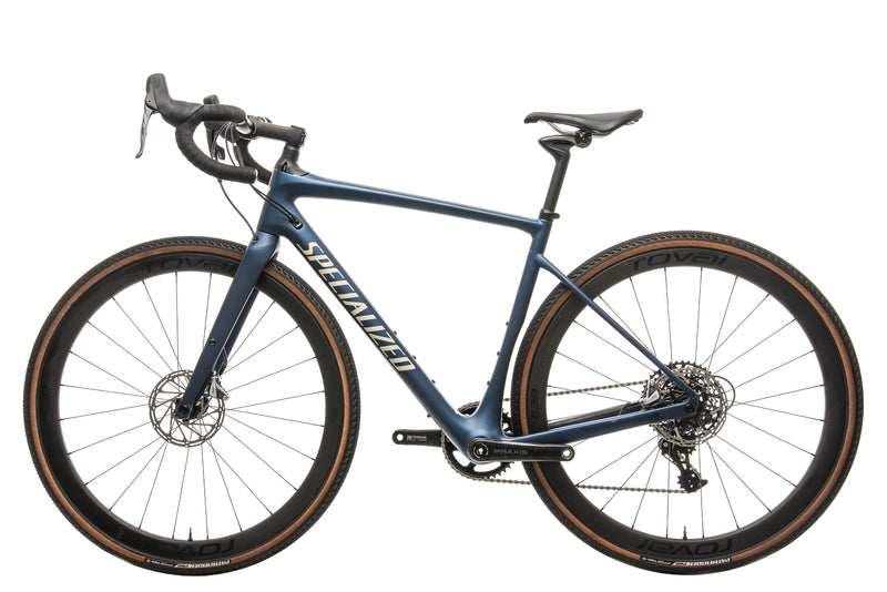 Specialized Diverge Expert Gravel Bike - 2020, 56cm non-drive side