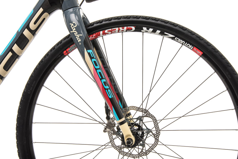 Focus Mares CX 1.0 Disc Cyclocross Bike - 2014, Medium front wheel
