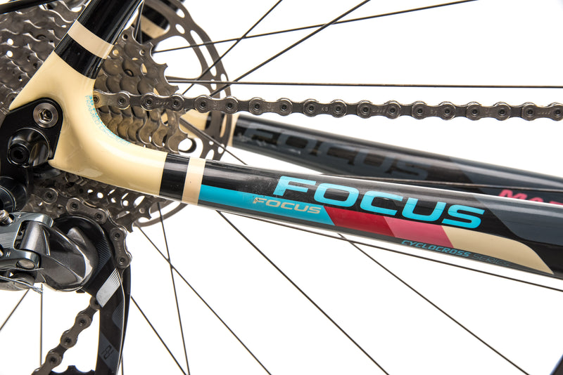 Focus Mares CX 1.0 Disc Cyclocross Bike - 2014, Medium crank