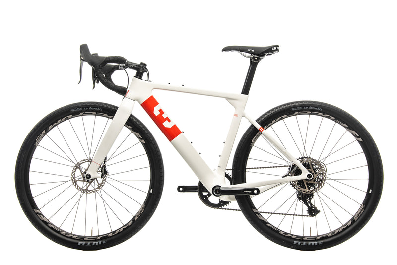 3T Exploro Team Rival 1 Gravel Bike - 2019, Small non-drive side