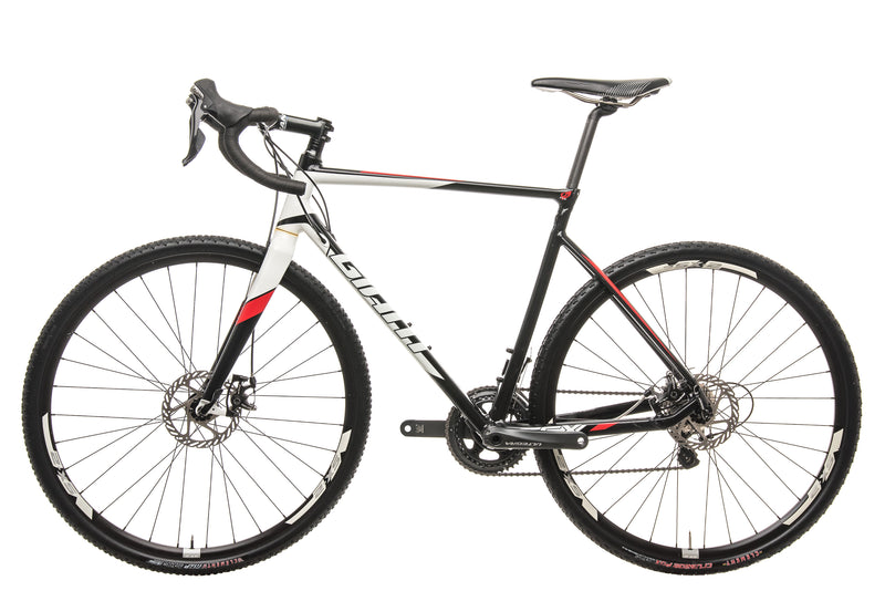 Giant TCX SLR 2 Cyclocross Bike - 2016, Med/Large non-drive side