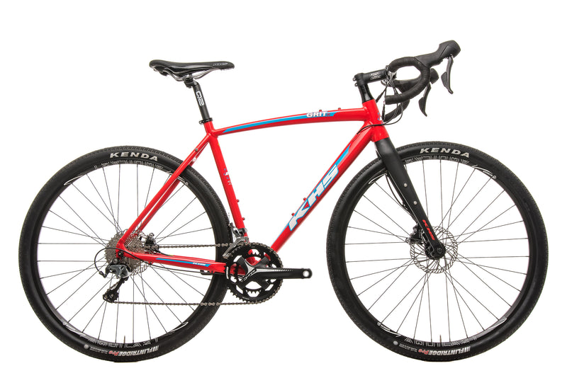KHS Grit 330 Gravel Bike - 2019, Medium drive side