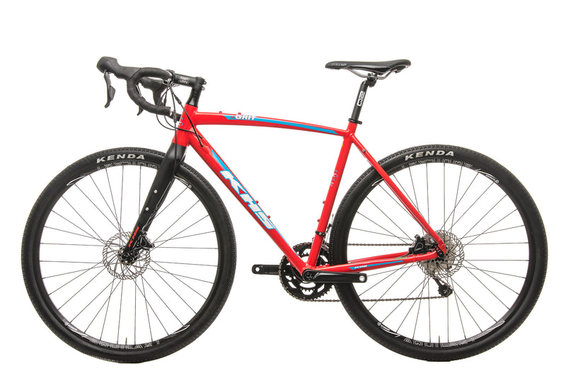 KHS Grit 330 Gravel Bike - 2019, Medium non-drive side