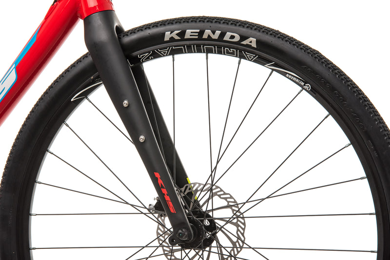KHS Grit 330 Gravel Bike - 2019, Medium front wheel