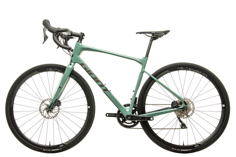 Giant Revolt Advanced 0 Gravel Bike - 2020, Med/Large non-drive side