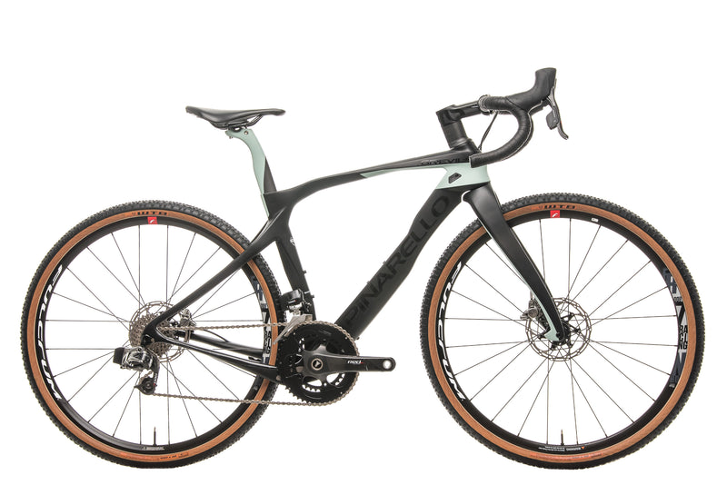 Pinarello Grevil+ Gravel Bike - 2019, 47cm drive side