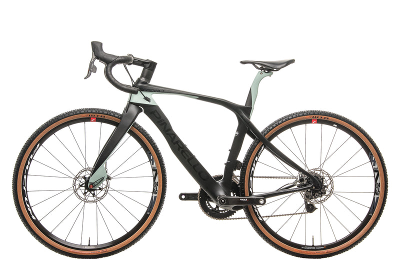 Pinarello Grevil+ Gravel Bike - 2019, 47cm non-drive side