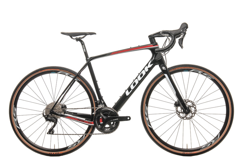 Look 765 Gravel RS Disc Gravel Bike - 2019, Medium drive side