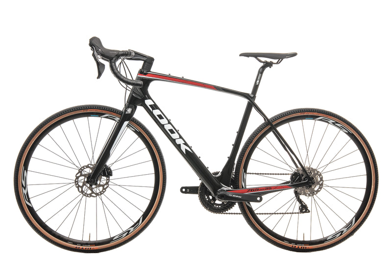 Look 765 Gravel RS Disc Gravel Bike - 2019, Medium non-drive side
