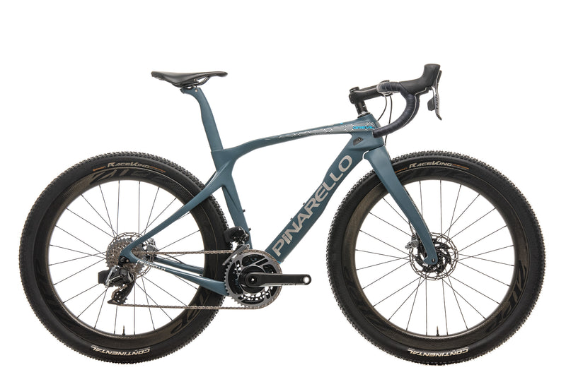 Pinarello Grevil Gravel Bike - 2020, 47cm drive side