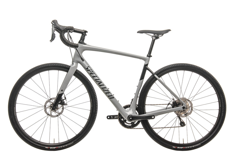 Specialized Diverge Sport Mens Gravel Bike - 2018, 58cm non-drive side
