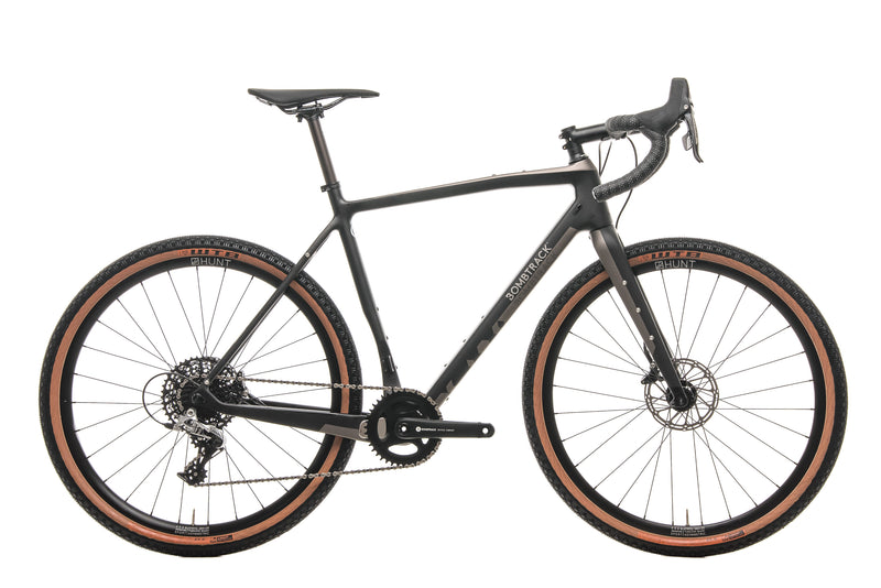 Bombtrack Hook EXT-C Gravel Bike - 2020, Medium drive side