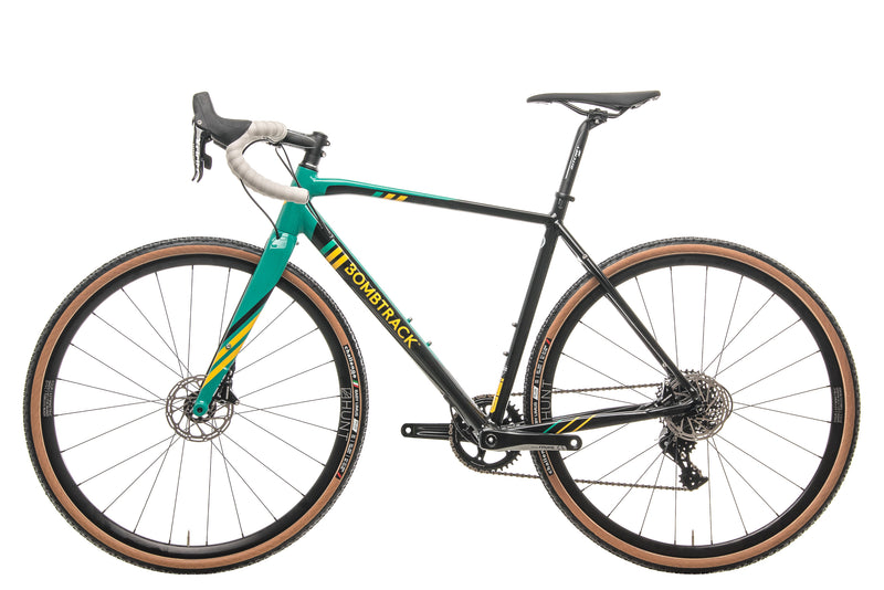 Bombtrack Tension 2 Cyclocross Bike - 2019, Medium non-drive side