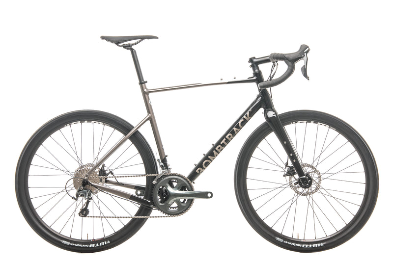 Bombtrack Audax AL Road Bike - 2019, Large drive side