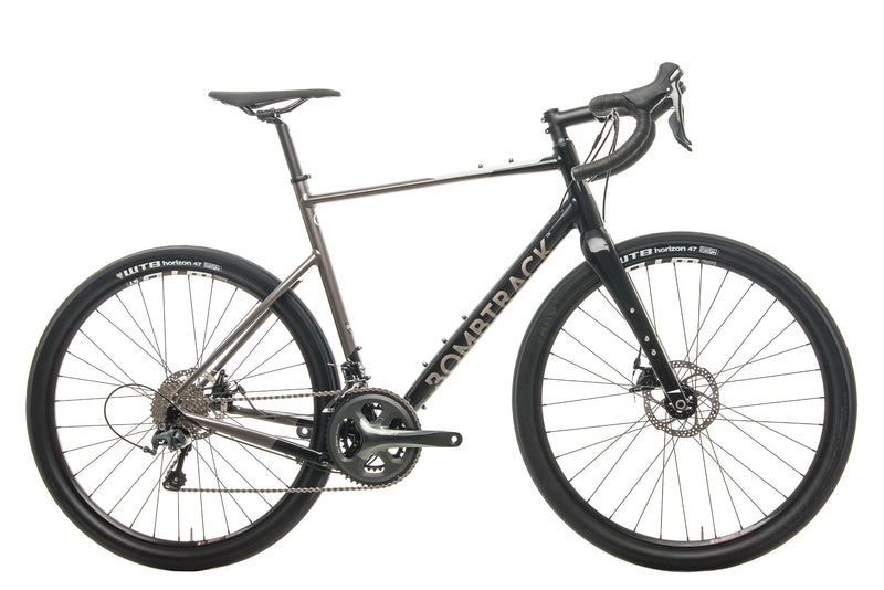 Bombtrack AUDAX AL 650B Road Touring Bike - 2019, Large drive side