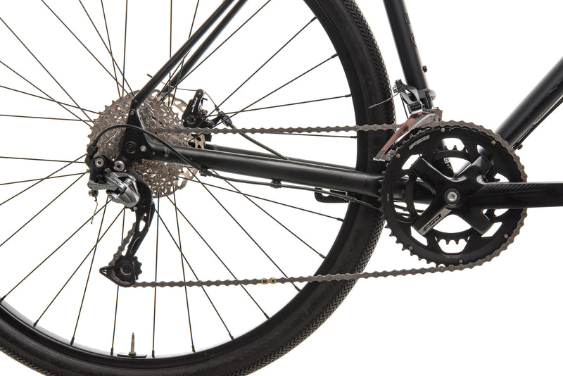 Specialized Sequoia Gravel Bike - 2018, 58cm drivetrain