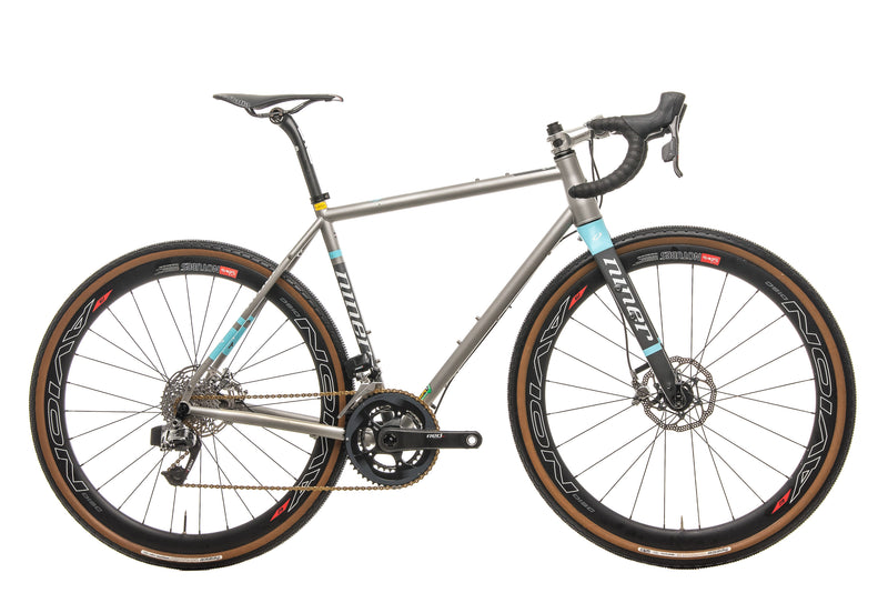Niner RLT Steel Gravel Bike - 2018, 53cm drive side