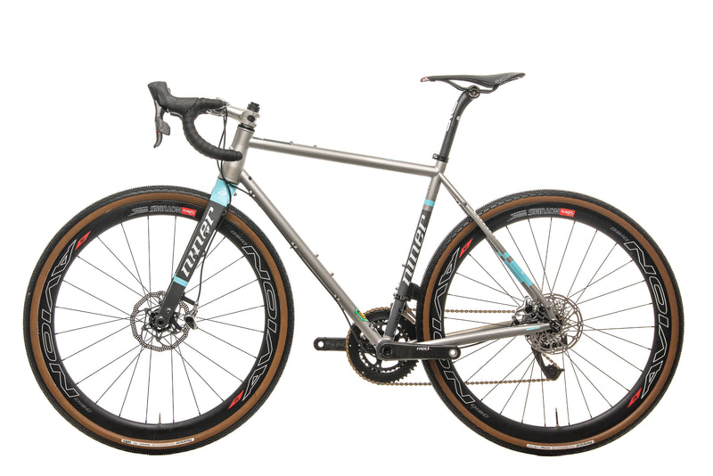 Niner RLT Steel Gravel Bike - 2018, 53cm non-drive side