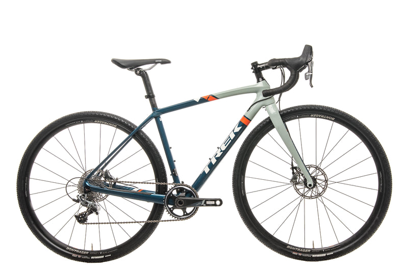 Trek Boone 7 Disc Cyclocross Bike - 2017, 50cm drive side