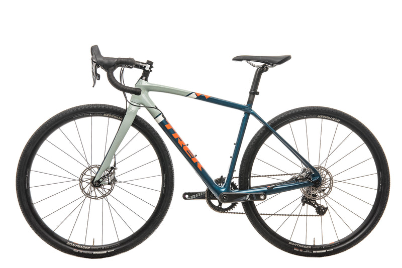 Trek Boone 7 Disc Cyclocross Bike - 2017, 50cm non-drive side