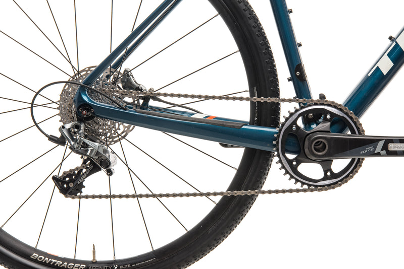 Trek Boone 7 Disc Cyclocross Bike - 2017, 50cm drivetrain
