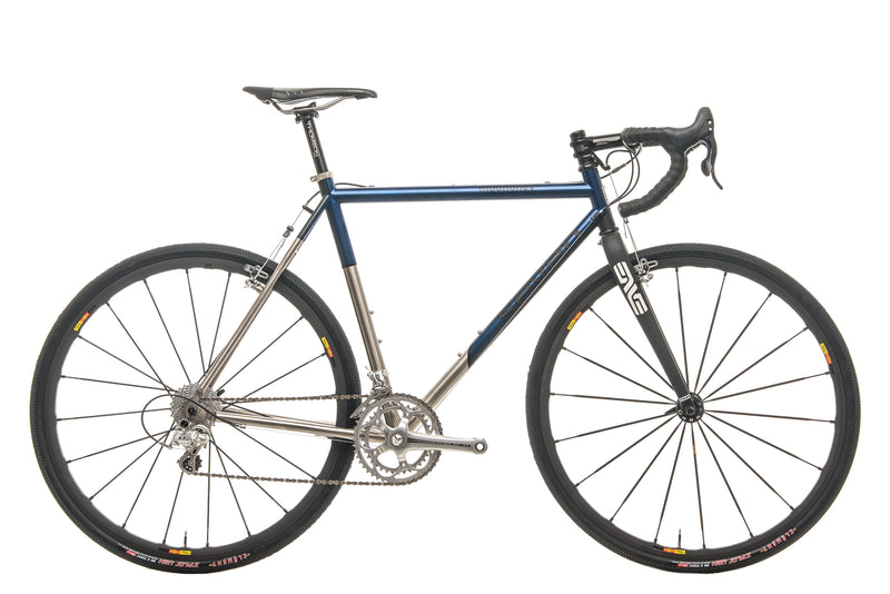Seven Cycles Mudhoney SL Custom Cyclocross Bike - Large drive side