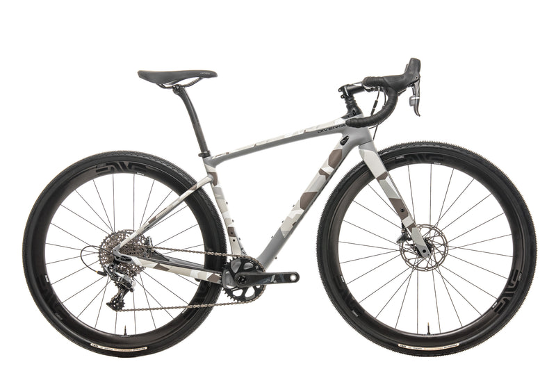 Specialized S-Works Diverge Gravel Bike - 2019, 52cm drive side