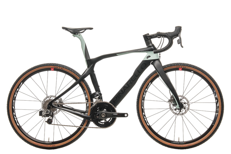 Pinarello Grevil+ Gravel Bike - 2019, 50cm drive side