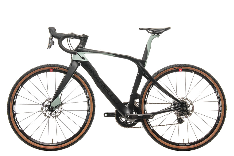 Pinarello Grevil+ Gravel Bike - 2019, 50cm non-drive side