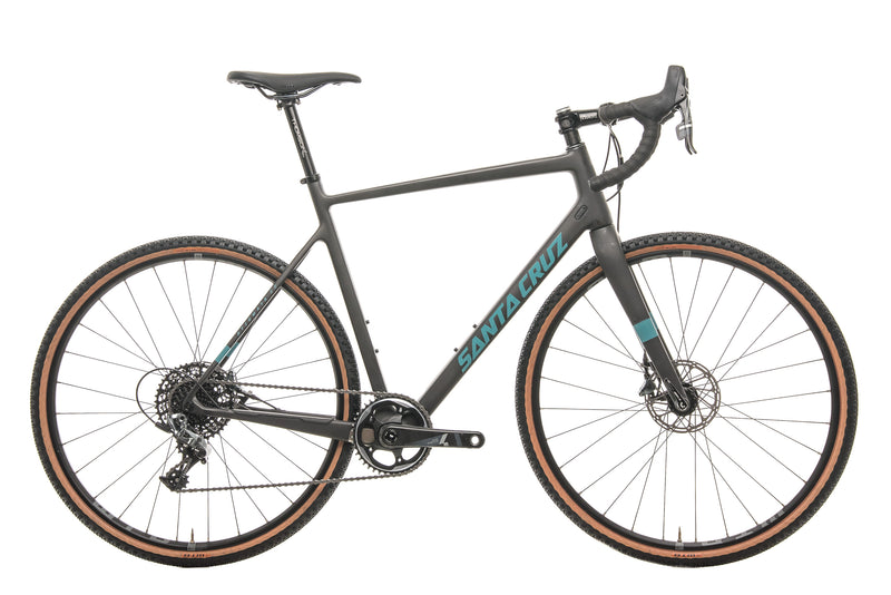 Santa Cruz Stigmata CC Gravel Bike - 2017, 58cm drive side