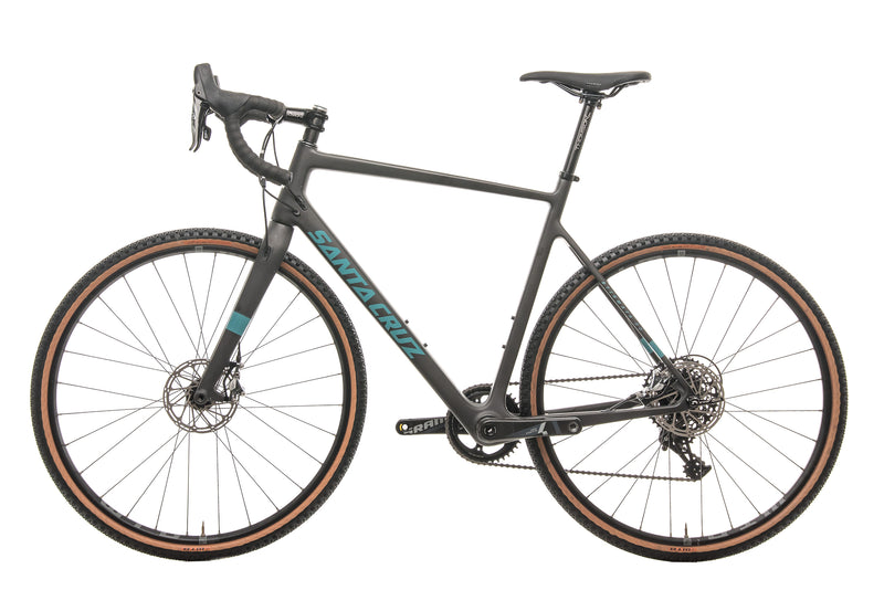 Santa Cruz Stigmata CC Gravel Bike - 2017, 58cm non-drive side