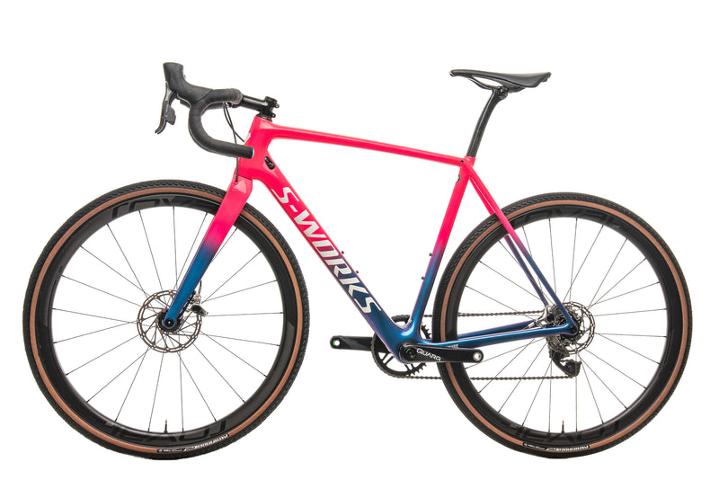 Specialized S-Works CruX Cyclocross Bike - 2019, 56cm non-drive side