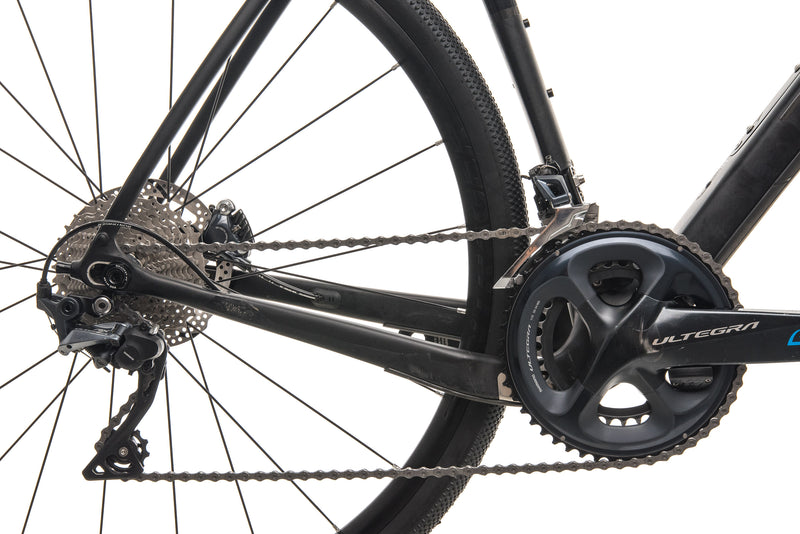 Trek Checkpoint SL6 Gravel Bike - 2019, 56cm drivetrain