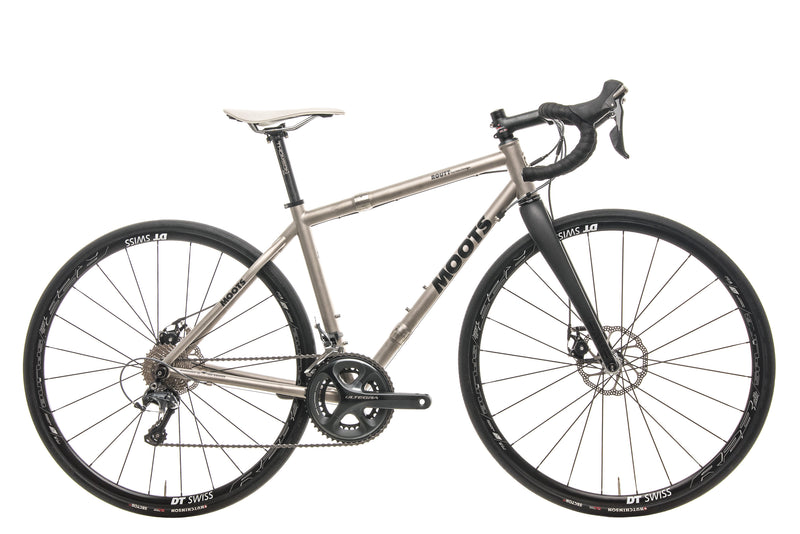Moots Routt S&S Couplings Gravel Bike - 2017, Small drive side