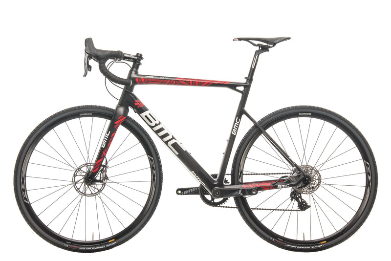 BMC Crossmachine CX01 One Cyclocross Bike - 2017, 57cm non-drive side