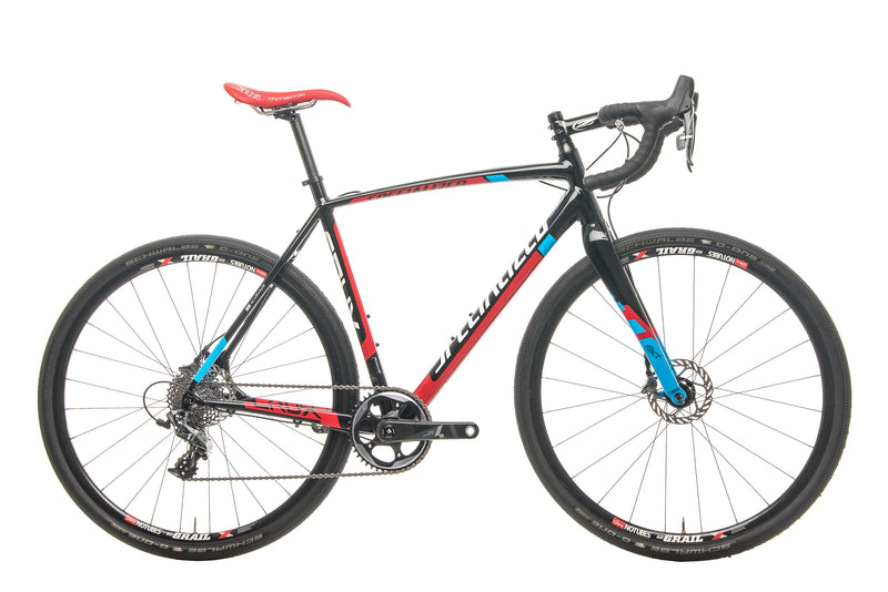 Specialized CruX E5 Cyclocross Bike - 2015, 56cm drive side