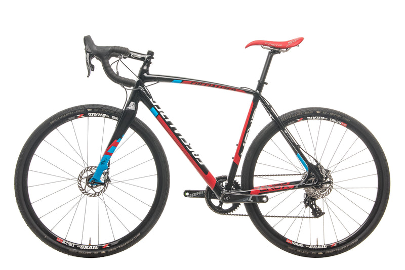 Specialized CruX E5 Cyclocross Bike - 2015, 56cm non-drive side
